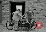 Image of quadricycle Detroit Michigan USA, 1927, second 42 stock footage video 65675032015