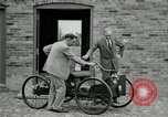 Image of quadricycle Detroit Michigan USA, 1927, second 43 stock footage video 65675032015
