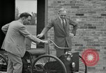 Image of quadricycle Detroit Michigan USA, 1927, second 44 stock footage video 65675032015