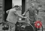 Image of quadricycle Detroit Michigan USA, 1927, second 48 stock footage video 65675032015