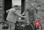 Image of quadricycle Detroit Michigan USA, 1927, second 49 stock footage video 65675032015