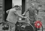 Image of quadricycle Detroit Michigan USA, 1927, second 50 stock footage video 65675032015