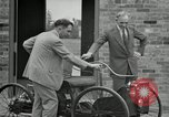 Image of quadricycle Detroit Michigan USA, 1927, second 52 stock footage video 65675032015