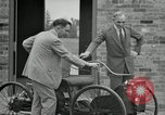 Image of quadricycle Detroit Michigan USA, 1927, second 54 stock footage video 65675032015