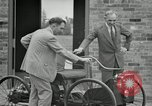 Image of quadricycle Detroit Michigan USA, 1927, second 58 stock footage video 65675032015