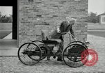 Image of quadricycle Detroit Michigan USA, 1927, second 60 stock footage video 65675032015
