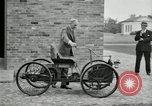 Image of quadricycle Detroit Michigan USA, 1927, second 61 stock footage video 65675032015