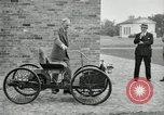 Image of quadricycle Detroit Michigan USA, 1927, second 62 stock footage video 65675032015