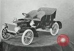 Image of Ford old model cars Detroit Michigan USA, 1927, second 24 stock footage video 65675032017