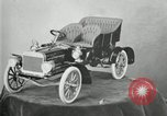 Image of Ford old model cars Detroit Michigan USA, 1927, second 25 stock footage video 65675032017
