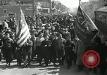 Image of Strike by labor of United Auto Workers Milwaukee Wisconsin USA, 1941, second 7 stock footage video 65675032020