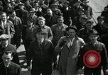 Image of Strike by labor of United Auto Workers Milwaukee Wisconsin USA, 1941, second 11 stock footage video 65675032020