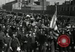 Image of Strike by labor of United Auto Workers Milwaukee Wisconsin USA, 1941, second 14 stock footage video 65675032020