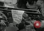 Image of Strike by labor of United Auto Workers Milwaukee Wisconsin USA, 1941, second 18 stock footage video 65675032020