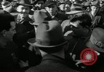Image of Strike by labor of United Auto Workers Milwaukee Wisconsin USA, 1941, second 21 stock footage video 65675032020