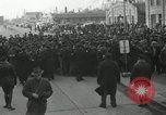 Image of Strike by labor of United Auto Workers Milwaukee Wisconsin USA, 1941, second 25 stock footage video 65675032020