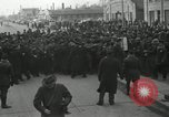 Image of Strike by labor of United Auto Workers Milwaukee Wisconsin USA, 1941, second 26 stock footage video 65675032020