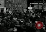 Image of Strike by labor of United Auto Workers Milwaukee Wisconsin USA, 1941, second 33 stock footage video 65675032020