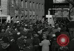 Image of Strike by labor of United Auto Workers Milwaukee Wisconsin USA, 1941, second 36 stock footage video 65675032020