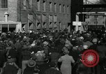 Image of Strike by labor of United Auto Workers Milwaukee Wisconsin USA, 1941, second 37 stock footage video 65675032020