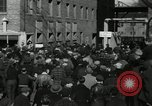 Image of Strike by labor of United Auto Workers Milwaukee Wisconsin USA, 1941, second 38 stock footage video 65675032020