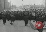 Image of Strike by labor of United Auto Workers Milwaukee Wisconsin USA, 1941, second 40 stock footage video 65675032020