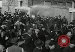 Image of Strike by labor of United Auto Workers Milwaukee Wisconsin USA, 1941, second 43 stock footage video 65675032020