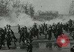 Image of Strike by labor of United Auto Workers Milwaukee Wisconsin USA, 1941, second 52 stock footage video 65675032020