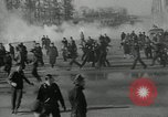 Image of Strike by labor of United Auto Workers Milwaukee Wisconsin USA, 1941, second 55 stock footage video 65675032020