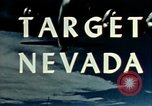 Image of atomic tests Nevada United States USA, 1958, second 23 stock footage video 65675032029