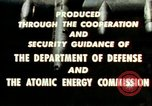 Image of atomic tests Nevada United States USA, 1958, second 38 stock footage video 65675032029