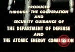 Image of atomic tests Nevada United States USA, 1958, second 39 stock footage video 65675032029