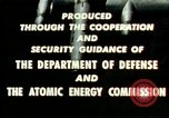 Image of atomic tests Nevada United States USA, 1958, second 41 stock footage video 65675032029