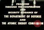 Image of atomic tests Nevada United States USA, 1958, second 42 stock footage video 65675032029