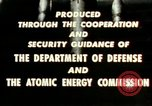 Image of atomic tests Nevada United States USA, 1958, second 43 stock footage video 65675032029