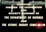 Image of atomic tests Nevada United States USA, 1958, second 44 stock footage video 65675032029