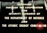 Image of atomic tests Nevada United States USA, 1958, second 47 stock footage video 65675032029