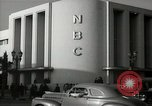 Image of National Broadcasting Company Hollywood Los Angeles California USA, 1943, second 21 stock footage video 65675032037