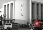 Image of National Broadcasting Company Hollywood Los Angeles California USA, 1943, second 27 stock footage video 65675032037