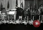Image of Count Basie and Orchestra at Paul Robeson birthday party New York City USA, 1944, second 45 stock footage video 65675032041