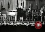 Image of Count Basie and Orchestra at Paul Robeson birthday party New York City USA, 1944, second 47 stock footage video 65675032041