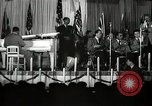 Image of Count Basie and Orchestra at Paul Robeson birthday party New York City USA, 1944, second 50 stock footage video 65675032041