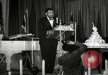 Image of Paul Robeson at his 46th birthday party New York City USA, 1944, second 36 stock footage video 65675032045