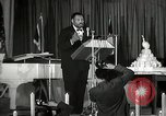 Image of Paul Robeson at his 46th birthday party New York City USA, 1944, second 42 stock footage video 65675032045