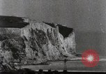 Image of the Battle of Britain and UK war preparations England United Kingdom English Channel, 1941, second 60 stock footage video 65675032047