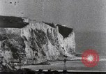 Image of the Battle of Britain and UK war preparations England United Kingdom English Channel, 1941, second 62 stock footage video 65675032047