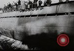 Image of German attack on England English Channel, 1941, second 42 stock footage video 65675032049