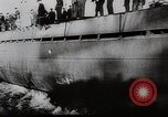 Image of German attack on England English Channel, 1941, second 43 stock footage video 65675032049