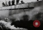 Image of German attack on England English Channel, 1941, second 44 stock footage video 65675032049