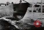 Image of German attack on England English Channel, 1941, second 48 stock footage video 65675032049